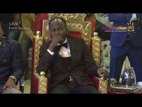 TURKEY PROGRAM Day 2 EVENING Session  With Apostle Johnson Suleman