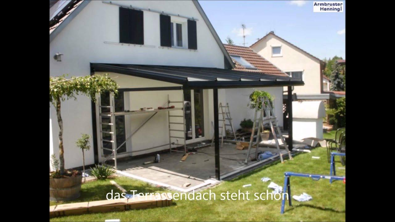 Fabulous Kaltwintergarten mit Ganzglastüren - YouTube TM68