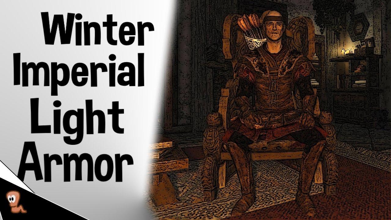 imperial light armor skyrim - photo #35