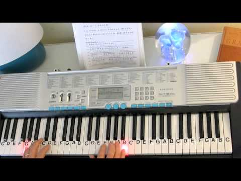 How to Play ~ Have a Holly, Jolly Christmas ~ Burl Ives ~ LetterNotePlayer ©