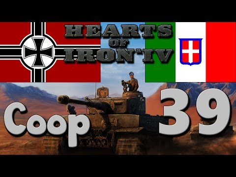 Hearts of Iron 4 Coop: Germany & Italy - Part 39: German India