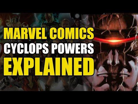 Marvel Comics: Cyclops Powers Explained | Comics Explained