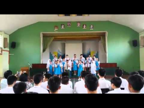 SMK Green Road Choir - Flashlight (A Cappella)