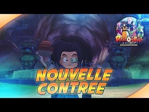 DRAGONBALL ONLINE FR | ON CONTINUE NOTRE EXPLORATION! LE MONDE EST ENORME!