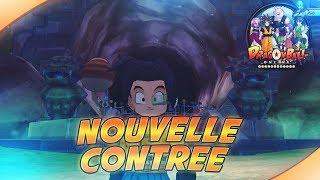 DRAGONBALL ONLINE FR | ON CONTINUE NOTRE EXPLORATION! LE MONDE EST ENORME! thumbnail