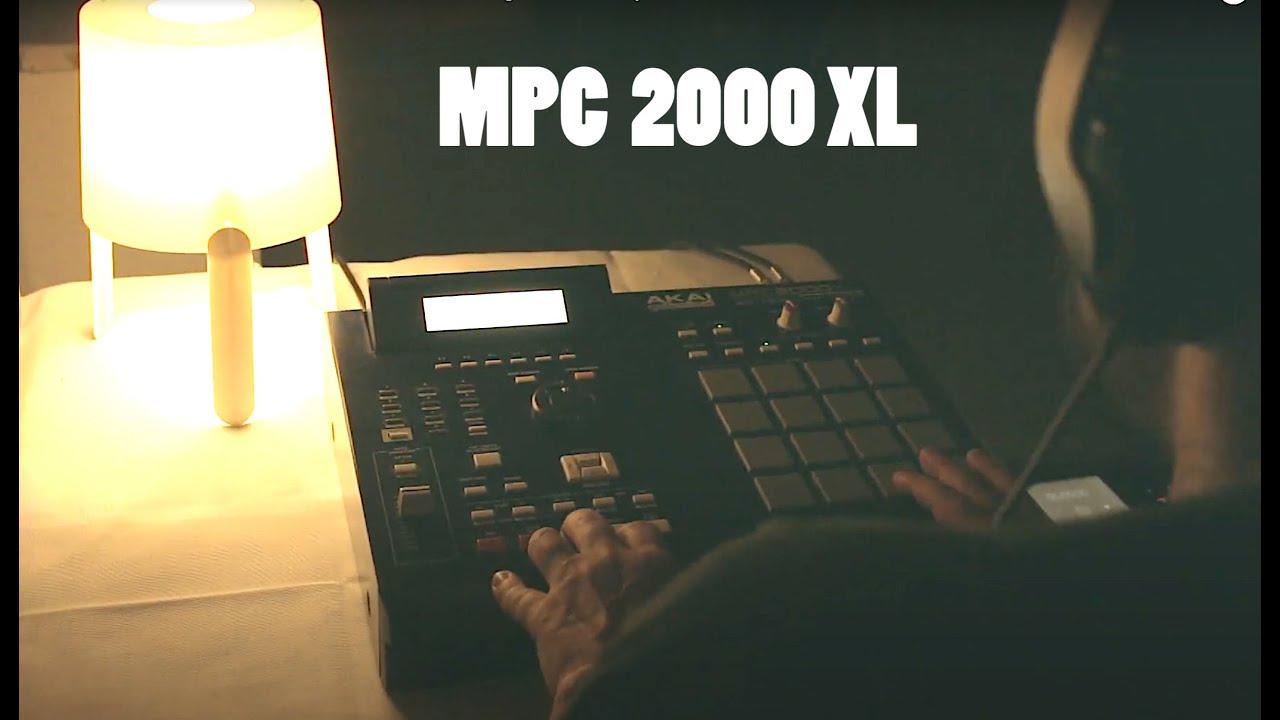"Akai Mpc 2000XL Sampled Beat making - Beat Tape ""Listen"""