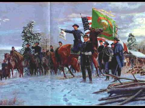 CONFEDERATE SONG ~ IRISH SOLDIERS