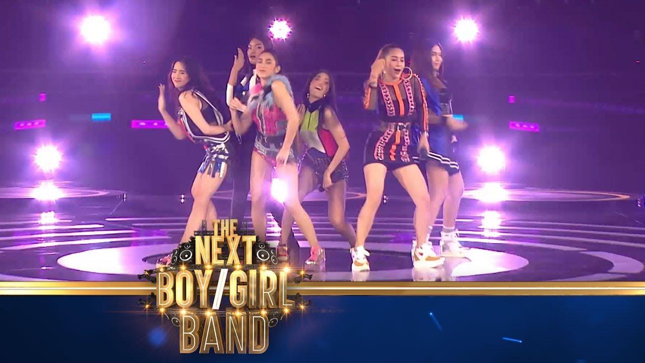 "TeamGirl ""อา-โบ-เด-เบ""   The Next Boy/Girl Band Thailand"