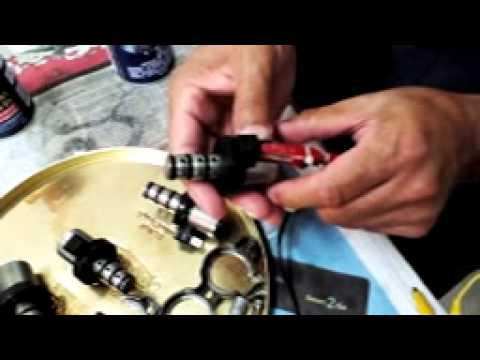 Mercury Tachometer Wiring Diagram Automatic Transmission Solenoids Kia Hyundai Youtube