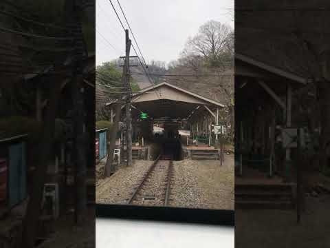 Mt. Takao, west tokyo~view from cable car