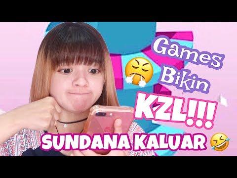 POTONG RAMBUT PENDEK ? & GAMES BIKIN KZL TAPI KETAGIHAN NOOB LEVEL WKWK :D SUNDANESE INDONESIA