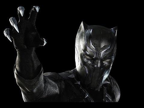 Black Panther (Kara Panter) Dövüş Sahneleri