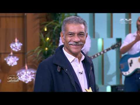 رد فعل سيد رجب بعد جائزة أفضل ممثل دور استثنائي في استفتاء معكم منى الشاذلي 2018