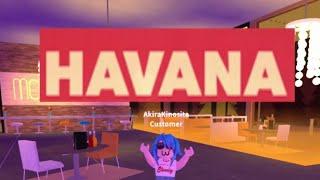 "CAMILA CABELLO ""HAVANA"" M/V [ROBLOX]"