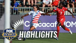 90 in 90: Panama vs. United States | 2018 CONCACAF Women's Championship