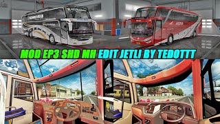 NEW DASHBOARD AP 2017, REVIEW MOD EP3 MH EDIT JETLI BY TEDOTTT | ETS2 MOD INDONESIA Mp3