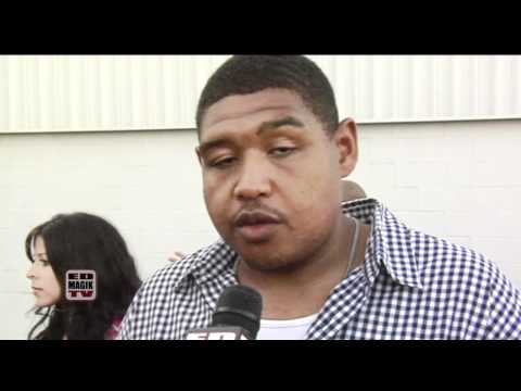 Omar Benson Miller (actor) at Our Schools Matter Charity Fundraiser Event