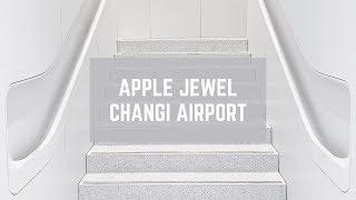Gambar cover Apple Store Opening, Jewel Changi Airport