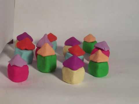 Little Boxes - Malvina Reynolds [Claymation]