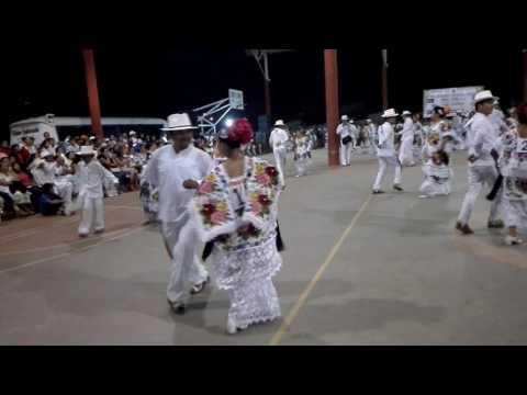 Concurso de jarana en jose maria morelos 2017