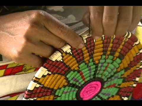 Panama - Embera Women Crafts