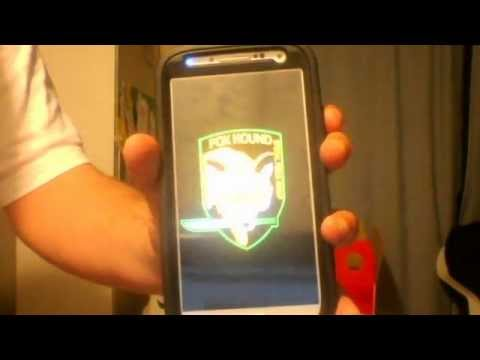 Metal Gear Solid Codec Themed Samsung Galaxy S4 (Rooted)