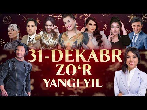 ZO'R YANGI YIL ZO'R TVDA (2021)