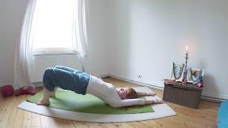 Yoga am Abend - in 10 Minuten runterkommen und entspannen