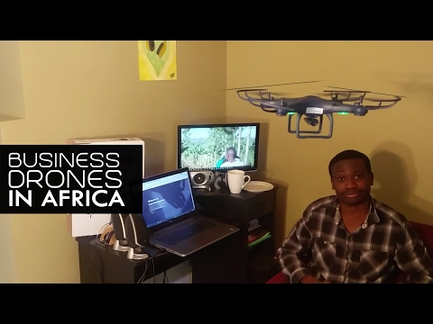 Starting a Drone Business in Africa & Future of the Market