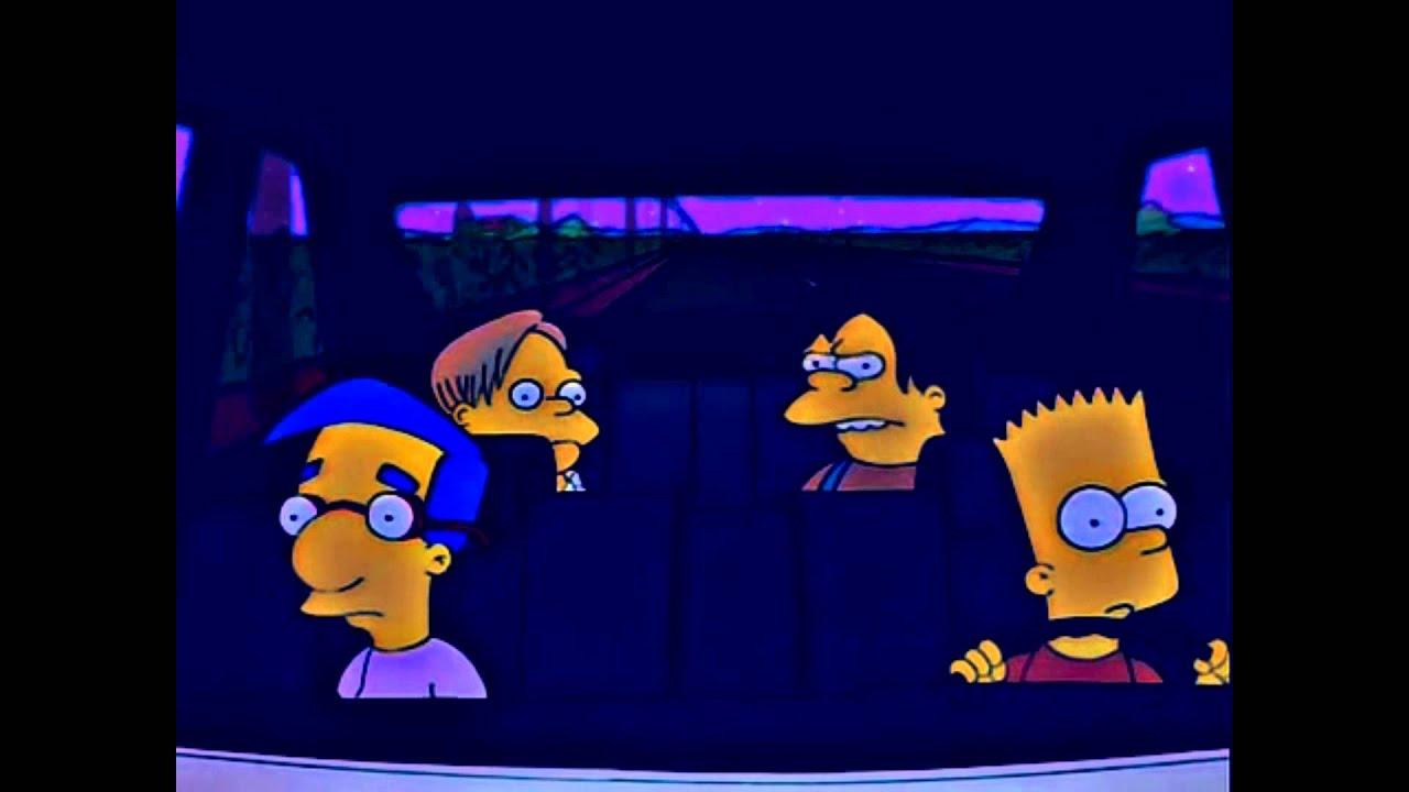 Simpsons Wallpapers Sad Wallpapergood Co