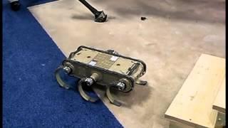 Boston Dynamics RHex Mobile Robot   AUVSI 2012