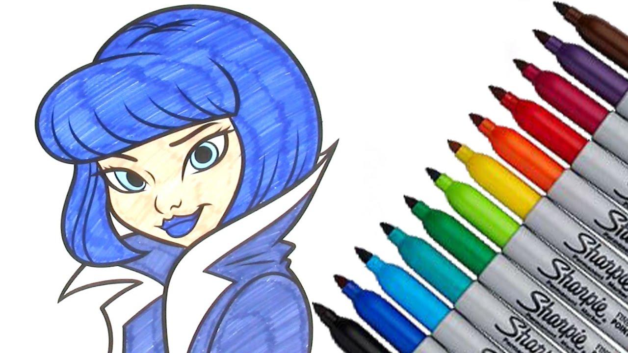 Star Darlings Vega Disney Coloring Page 2017 New HD Video For Kids