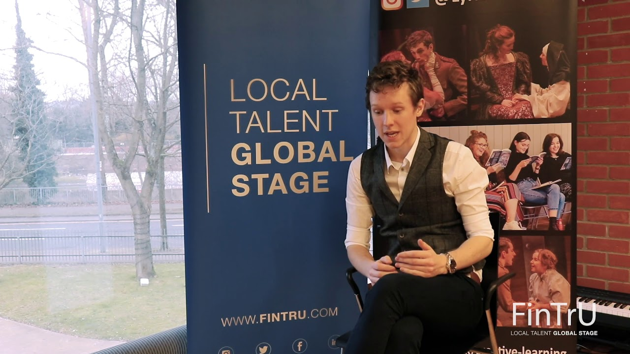 FinTrU Theatre Bursary: Sam Brown - How has the bursary helped your career?