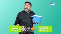 Aquiles Chavez y Healthy Cooking