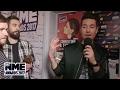 Bastille's Dan Smith fangirls over 'Twin Peaks' @ VO5 NME Awards 2017