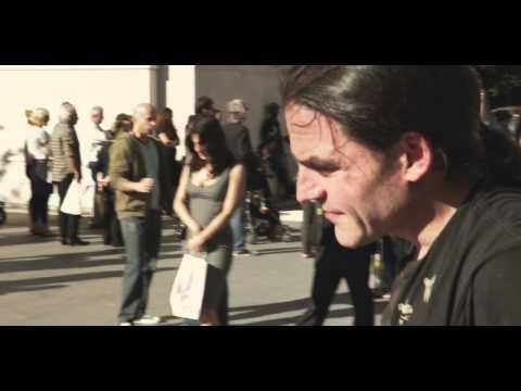 "Sand Artist ""Joe Mangrum"" Documentary"