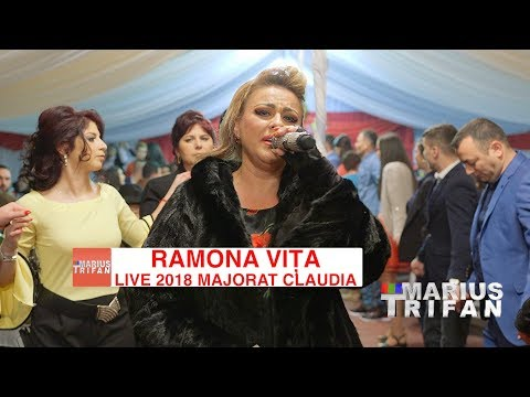 Ramona Vita si Formatia Vip Music - Colaj Brauri si Ardele 2018 LIVE majorat Claudia Ionela Olaru