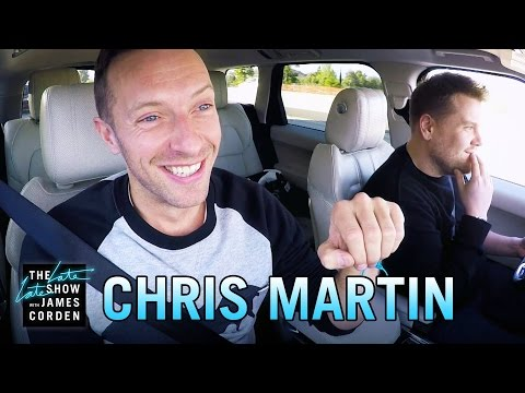 Thumbnail: Chris Martin Carpool Karaoke