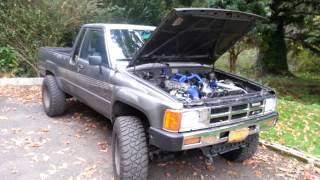 1986 Toyota SR5 22RET TRD truck pickup