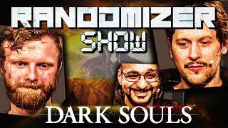 Dark Souls #5: Warum sind hier auf ein Mal so viele? | Die Randomizer Show mit Simon, Sia & Martin