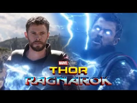 Thor Arrives in Wakanda with Immigrant Song Ragnarok Music 1080p