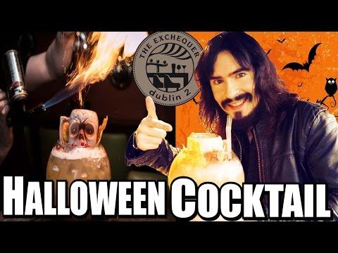 Irish Halloween Cocktail - Zombie Apocalypse - @TheExchequer