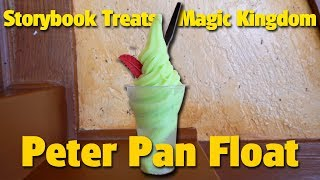Peter Pan Float at Storybook Treats | Magic Kingdom