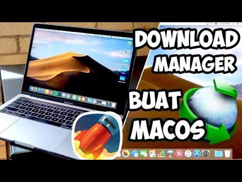 Mau Tau Download Manager Gratis Di Macbook MacOS?
