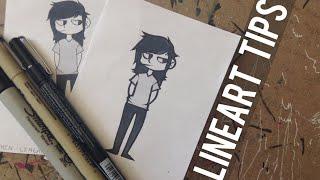 Lineart Tips