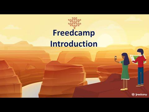 Freedcamp Introduction
