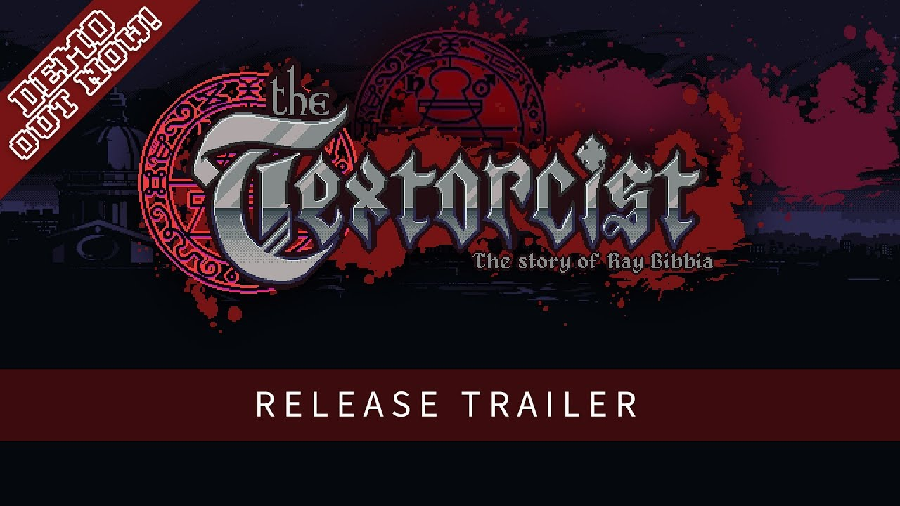 The Textorcist - Release Trailer