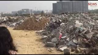 Blatant civic apathy: BBMP contractor dumps garbage near Bengaluru lake