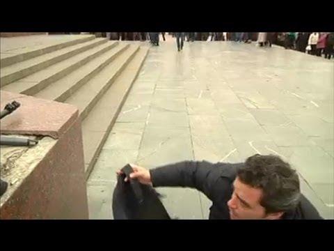 Ukraine: Des Tirs En Direct Pendant Un Duplex Sur BFMTV - 03/03