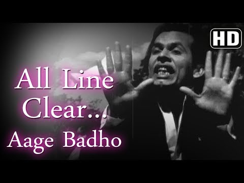 all-line-clear-aage-badho-(hd)---chori-chori-(1956)--johnny-walker---indira-bansal-best-of-50's-song